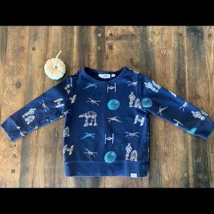 Gap Kids Star Wars Sweatshirt